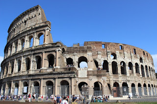 Roman holiday, Italy tour