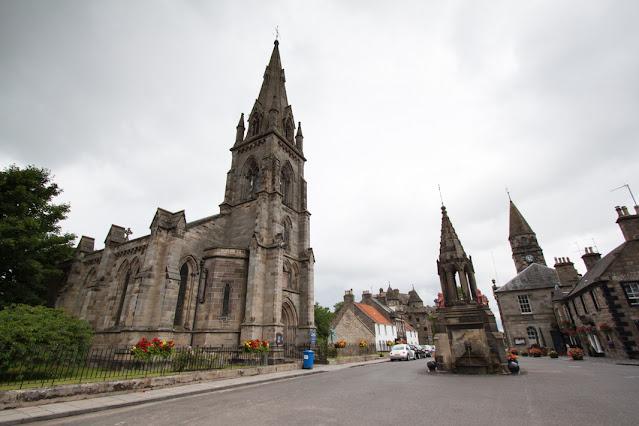 Falkland-Chiesa
