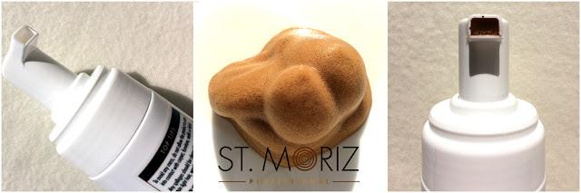ST MORIZ PROFESSIONAL - Tanning Mousse - Medium