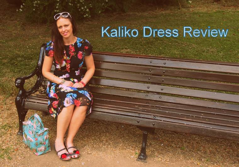 Kaliko Dress Review: