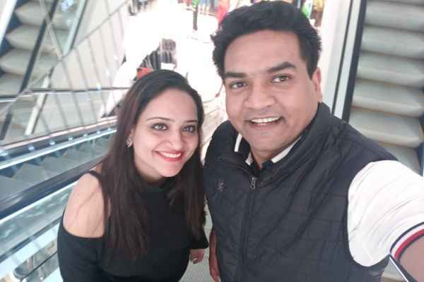 kapil-mishra-revealed-source-of-his-strength-his-wife-preety-mehra