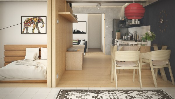 39 Desain Interior Rumah Cantik Minimalis