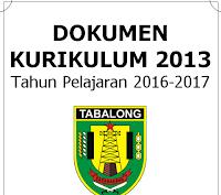 Contoh Dokumen Satu Kurikulum 2013 Untuk Sekolah