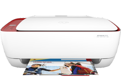Printer Driver - HP DeskJet 3630 Driver