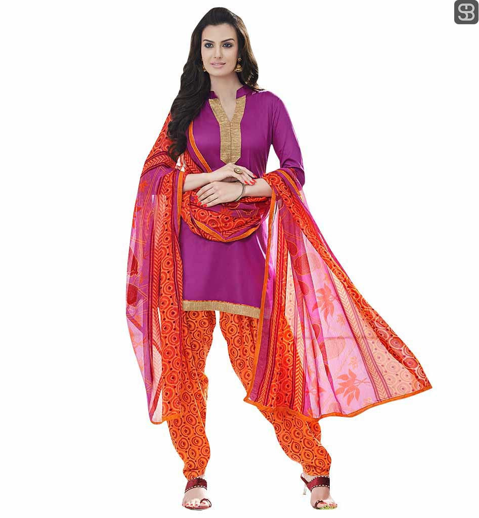 Best Current Native Indian Patiala Shalwar Clothing Photos