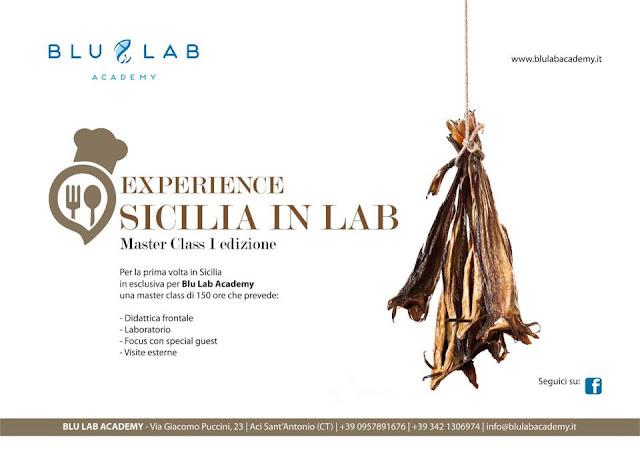 blu lab academy corso con chef stellati