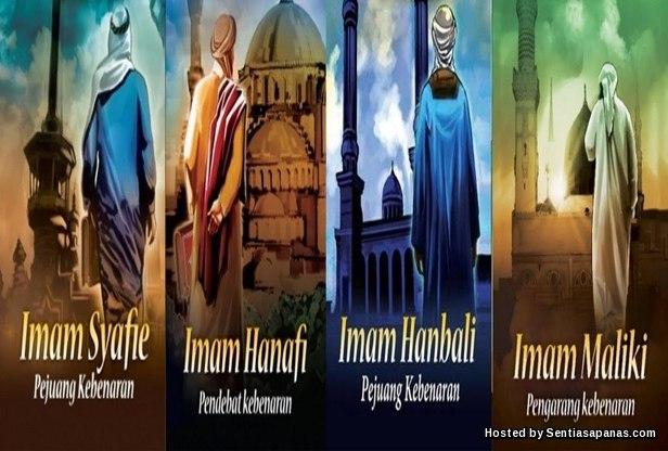 4 Mazhab dalam Islam