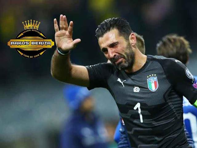 Salam Manis Untuk Legenda Buffon