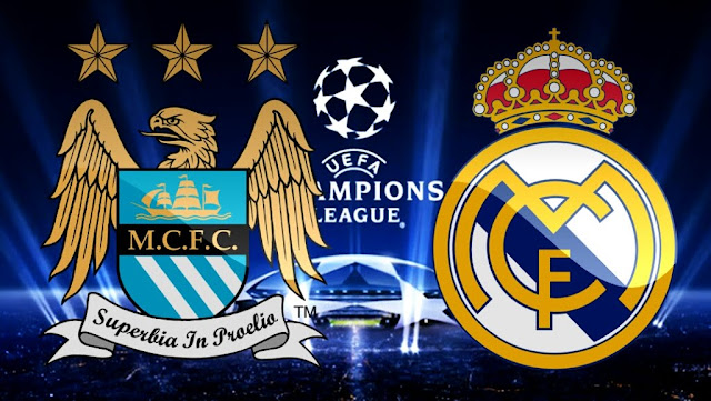 Manchester City x Real Madrid (26/04/2016) - Champions League 2016 - Data, Horário e TV