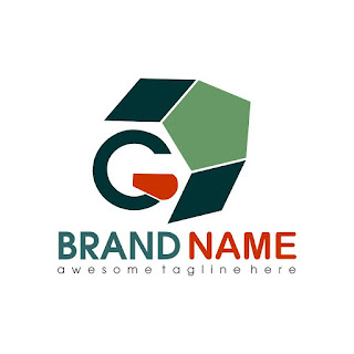 Letter G Abstract Logo Template Free Download Vector CDR, AI, EPS and PNG Formats