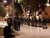 Israel Kembali Serbu Al-Aqsha, Seratusan Jama'ah Terluka