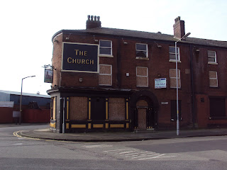 Church Hotel Crook Street Bolton