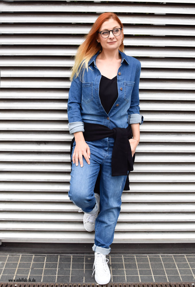 Heidi and the City, Heidi Klum by Esmara, Jeans Jumpsuit