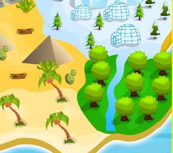 Pirates Island Treasure Hunt 4 Walkthrough