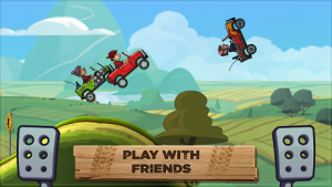 Hill Climb Racing 2 MOD APK 1.14.1 Unlimited Money Coins and Gems Update 2018