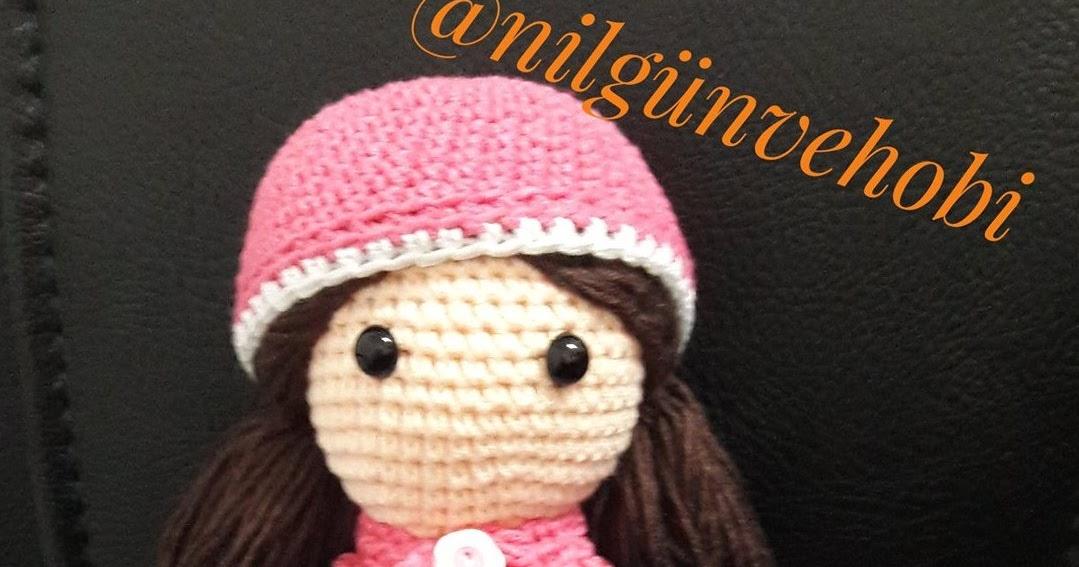 PART 2 | FINAL : Amigurumi Şimşir Bebek Yapımı ( Boy Doll Free ... | 567x1079