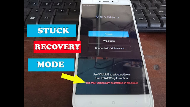 Stuck Recovery Redmi Note 5A Ugglite All Series 100% Tested