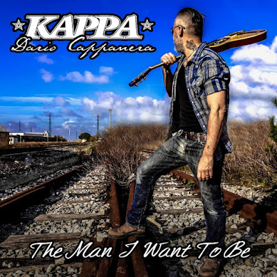 Dario kappa cappanera - the man i want to be - cover album - 2016