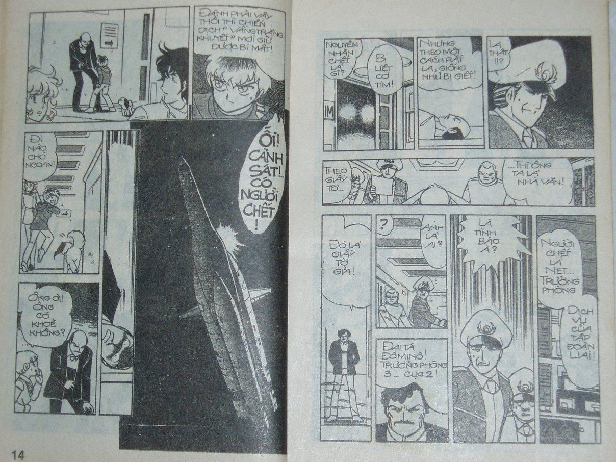 Siêu nhân Locke vol 10 trang 4
