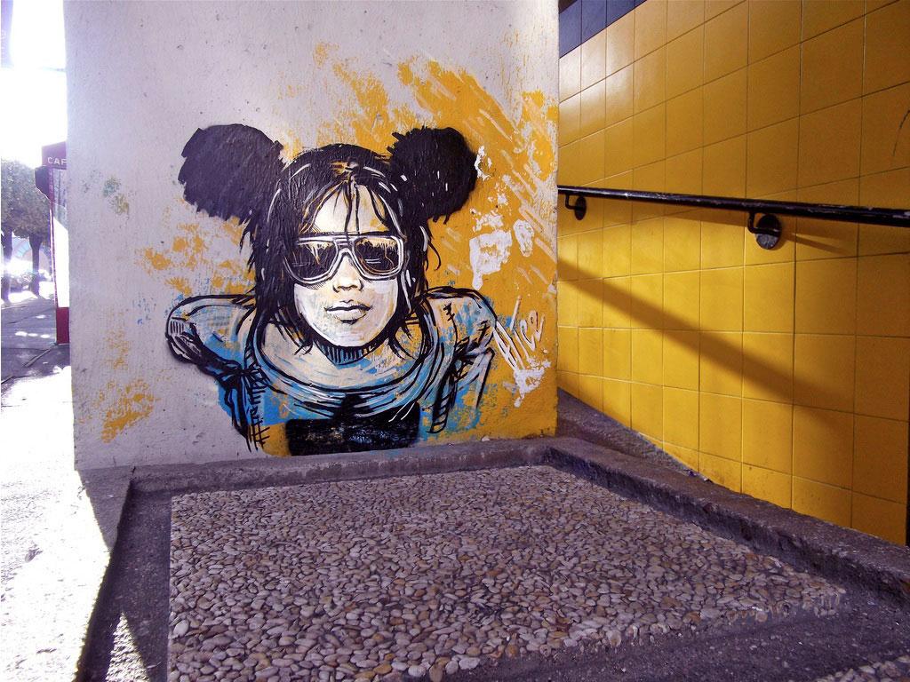R byan ajusta wall mural ideas - Modern wall art ideas ...