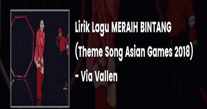 Meraih Bintang Bahasa English version Lirik - By Via ...