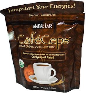 منتج قهوة من اي هيرب
