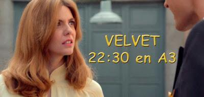capitulo 3 temporada 4 de Velvet, miercoles 19 octubre de 2016
