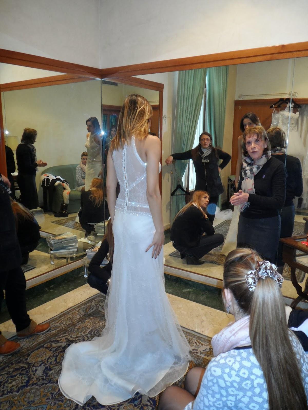 b15f09d84fa3 Accademia Vanity  Visita Atelier Anna Guerrini
