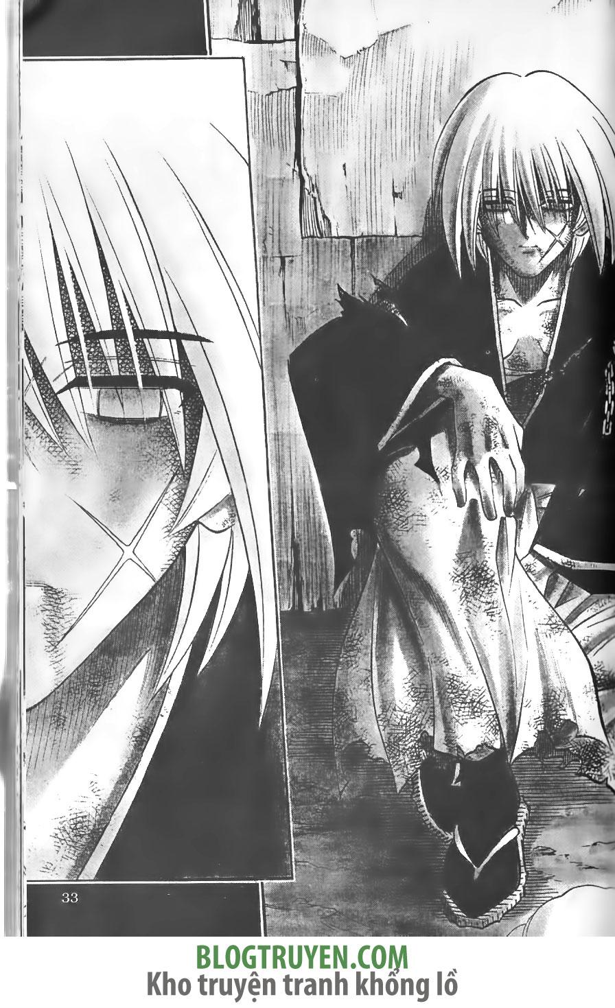 Rurouni Kenshin chap 208 trang 11