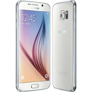 Grossiste Samsung Galaxy G925 S6 EDGE 4G NFC 32GB white pearl DE