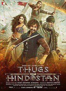 Thugs Of Hindostan - Trailer | Song | Movie Release Date | Movie Download HD 720p 1080p
