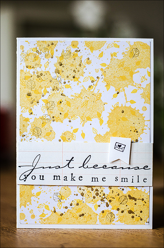 Stephanie Berger - Stamping - Scrapbooking - Cardmaking - Just Because