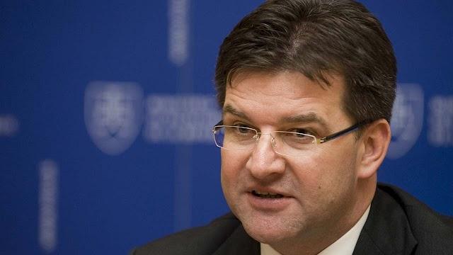 Slovak Foreign Minister Miroslav Lajcak elected UN General Assembly president