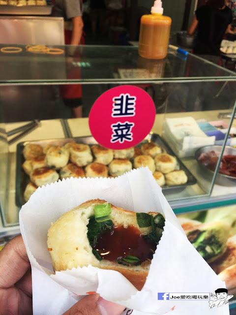IMG 9633 - 【台中美食】台灣人的下午茶皮薄餡多的現做手工水煎包 | 頂好水煎包 | 下午茶 | 中式下午茶 | 青海路頂好水煎包|