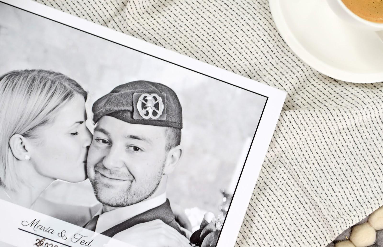 fotoksiążka ze zdjęć ślubnych