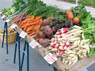 Τοπικές αγορές παραγωγών