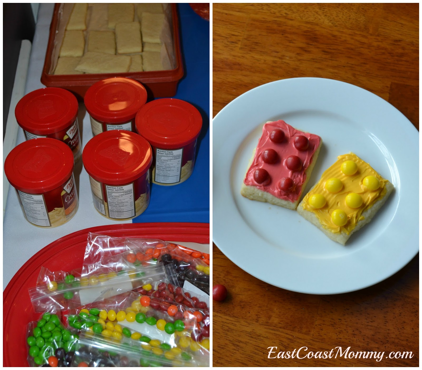 East Coast Mommy The Ultimate Diy Lego Party