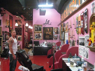 the tattoo world the tattoo shop information