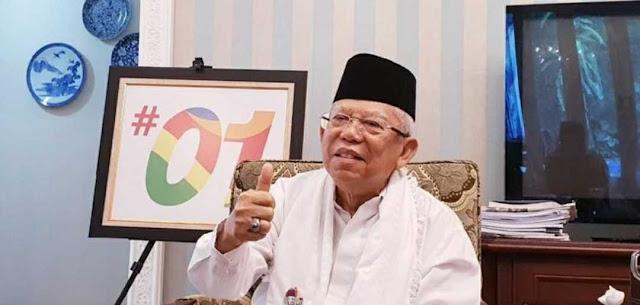 Kiai Ma'ruf Amin: Saya Biasa Baca Alquran, Siap Kalau Dites
