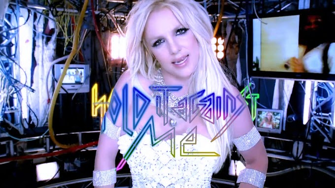 Britney Spears: Happy 5th Birthday, Hold It Against Me!