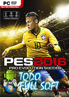 Descargar Pro Evolution Soccer 2016 + Update V1.05.00