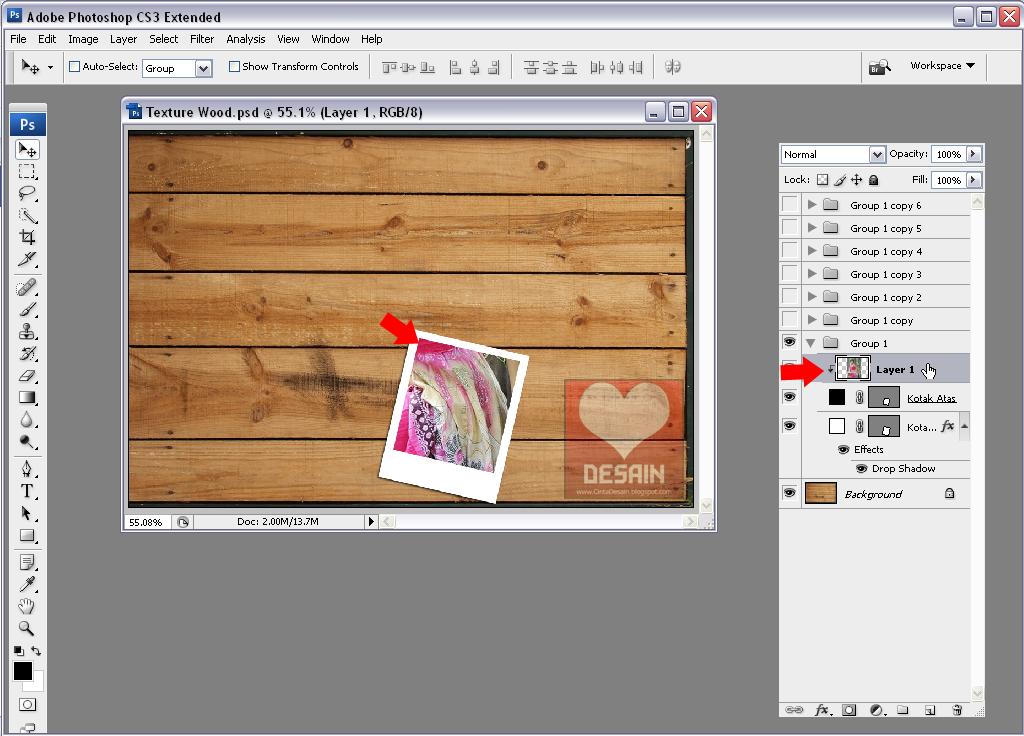 Cara Membuat Foto Kolase Dengan Photoshop – …