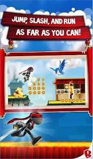 Game NinJump Rooftops App