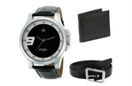 Maxima Watch with Wallet & Belt - Combo For Rs 698 at Snapdeal