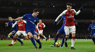 Arsenal vs Chelsea 2-2 Video Gol & Highlights