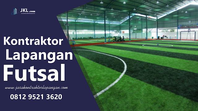 Jasa Pemasangan Lapangan Futsal di Medan