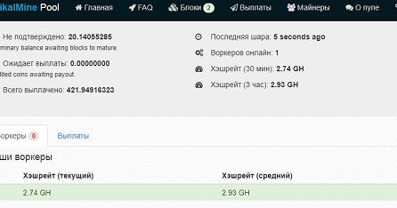 lyra2rev2 криптовалюта