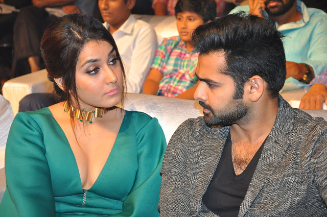 hyper audio launch hd photos 5 - Rashi Khanna Sexiest Cleavage Pictures Collection-Hot HD Photos