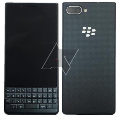 Blackberry Key2 Le Smartphone Berkamera Ganda Dengan Tombol Qwerty