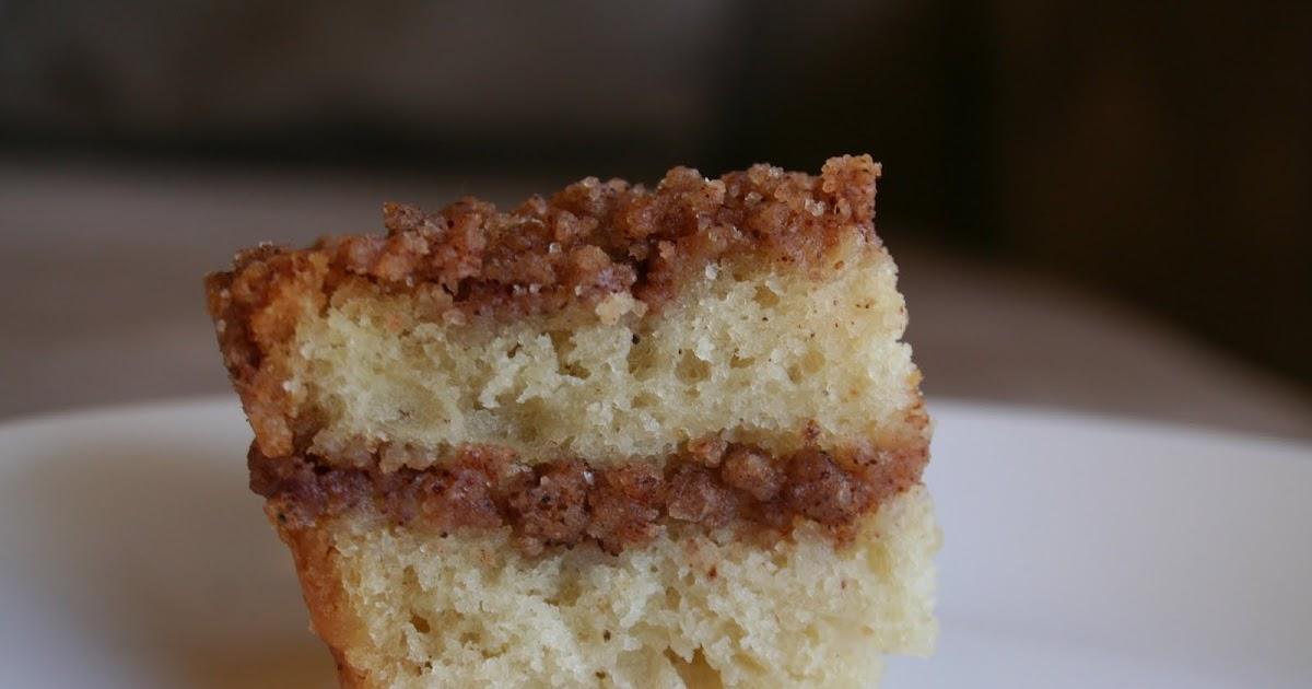 Growing Up Veg Trader Joe S Cinnamon Coffee Cake Mix Made
